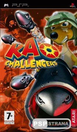 Kao Challengers [Игры для PSP]