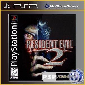 Resident Evil 2 [ENG] [FULL] [PSX Игры]