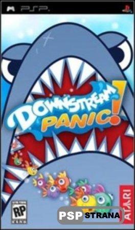 Aqua Panic для PSP на русском языке