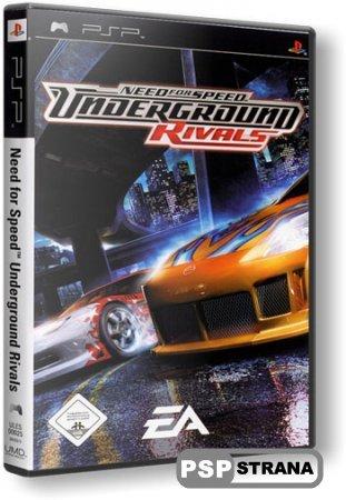 Need For Speed: Underground Rivals [RUS] [Игры для PSP]