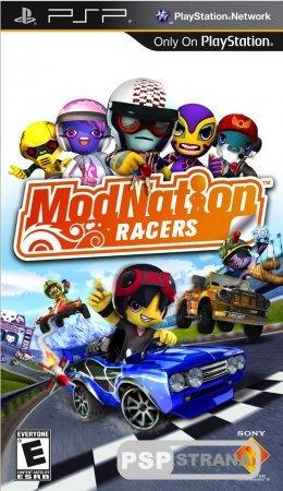 ModNation Racers (Patched) [RUS] [Игры для PSP]
