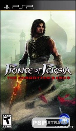 Prince of Persia: The Forgotten Sands [RUS] [Игры для PSP]