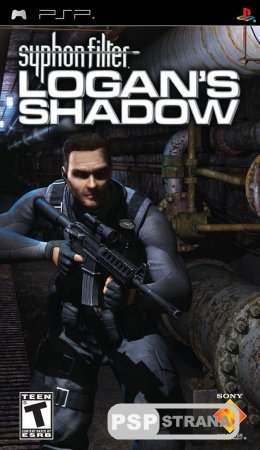 Syphon Filter: Logan's Shadow [RUS] [Игры для PSP]