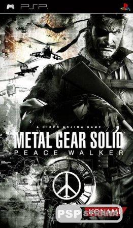 Metal Gear Solid: Peace Walker [ENG] [FULL] [Игры для PSP]