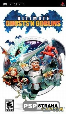Ultimate Ghosts 'N Goblins [ENG]