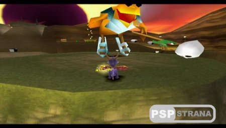 Spyro 3 in 1[RUS] [PSX]