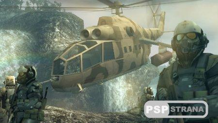 Metal Gear Solid Peace Walker [EU][FULL+DLC]