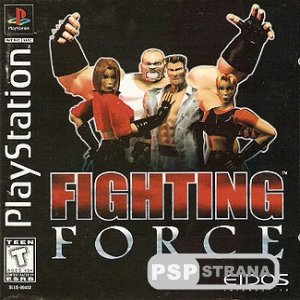 Fighting Force [1997/PSP-PSX/RUS]