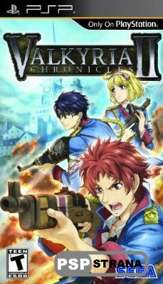 Valkyria Chronicles 2 [DEMO] [ENG]