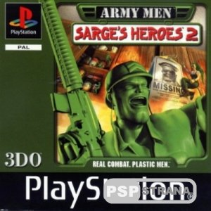 Army Men - Sarge's Heroes 2 [FULL][RUS]
