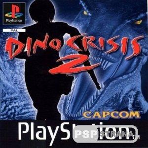 Dino Crisis 2 [PSX][RUS]