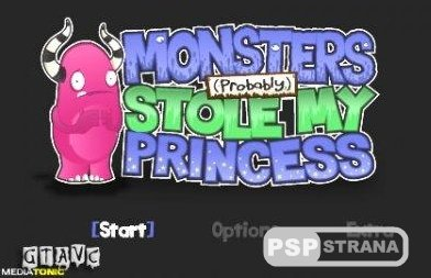 Monsters (Probably) Stole My Princess! - [USA][Minis]