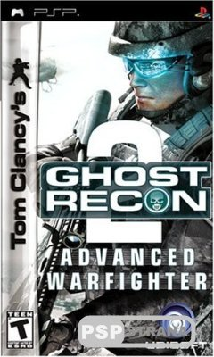 Tom Clancy's Ghost Recon Advanced Warfighter 2 (PSP/ENG)[Игра для PSP]