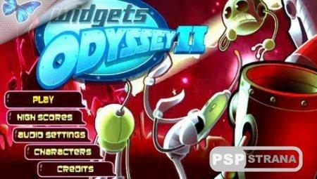 Widgets Odyssey 2 [ENG] [PSP-Minis]