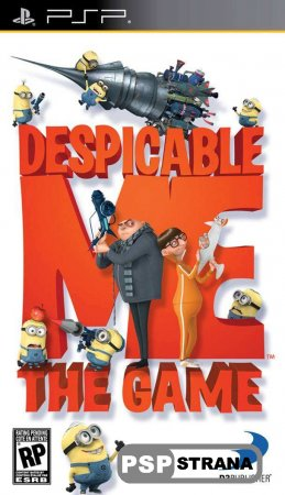 Гадкий я / Despicable Me: The Game [Игра на PSP]
