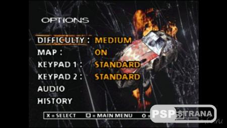 Twisted Metal 2 [PSX игра для PSP]