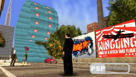 Grand Theft Auto: Liberty City Stories [Full][Rus][Игра для PSP]