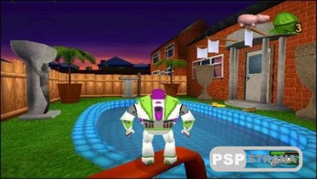 Toy Story 2 [PSP-PSX][RUS]