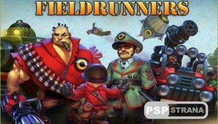 Fieldrunners (PSN PSP MINI)