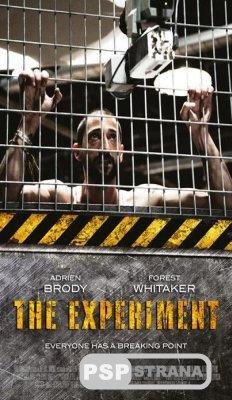 Эксперимент / The Experiment (DVDScr) [2010]
