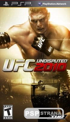 UFC Undisputed 2010 [ENG] [Игра для PSP]