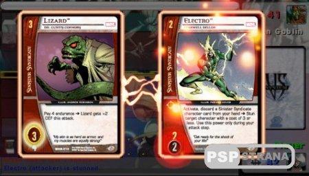 Marvel Trading Card Game [Eng]