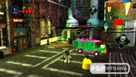 LEGO Batman: The Videogame [Rus]