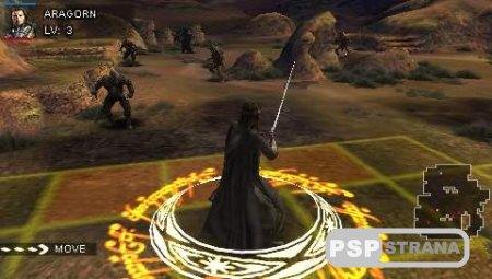 Lord of the Rings: Tactics (PSP/RUS)
