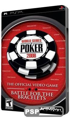 World Series of Poker 2008: Battle For The Bracelets (PSP/ENG)