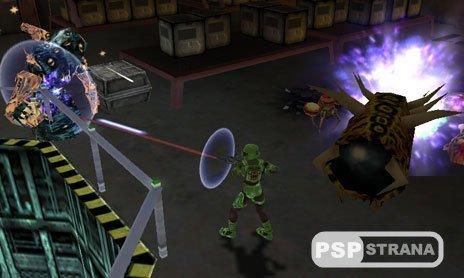 Игры на PSP Ben 10 скачать