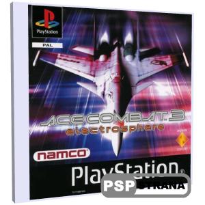 Ace Combat 3: Electrosphere (PSX/RUS)