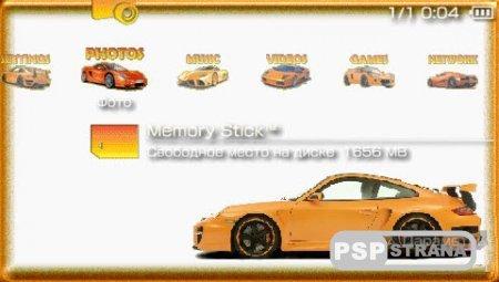 Orange Sport Cars - RUS [PTF]