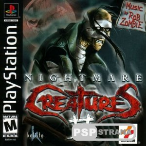Nightmare Creatures II [PSX] [Rus]