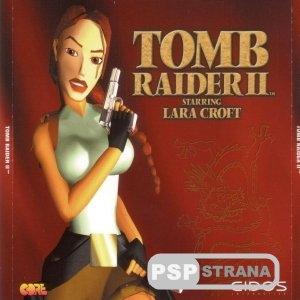 Tomb Raider II: The Dagger of Xian [NTSC][RUS] [PSX]