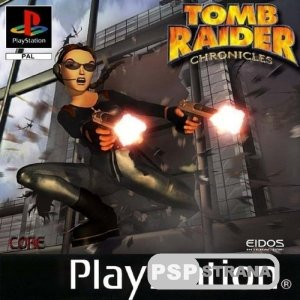 Tomb Raider Chronicles [PAL][RUS][PSX]