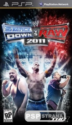 WWE SmackDown vs Raw 2011 [FULL][ISO][ENG]