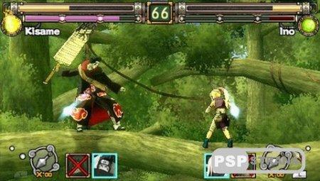 Naruto: Ultimate Ninja Heroes 2: The Phantom Fortress [ENG] [RIP]