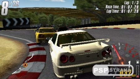 TOCA Race Driver 2: The Ultimate Racing Simulator [Rus]