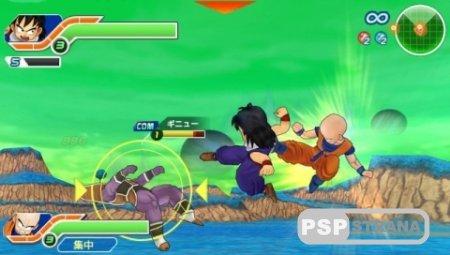 Dragon Ball Z: Tenkaichi Tag Team (Patched)[FullRIP][CSO][Multi3][US]