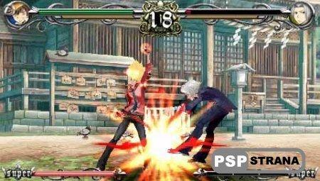 Kateikyoushi Hitman Reborn: Battle Arena 2 (PSP/JAP)