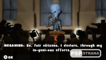 Megamind: The Blue Defender [FullRip][Eng][ISO/CSO]