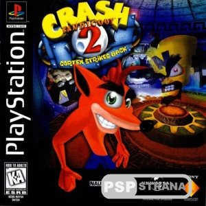 Crash Bandicoot 2: Cortex Strikes Back [PSN] [PSX]