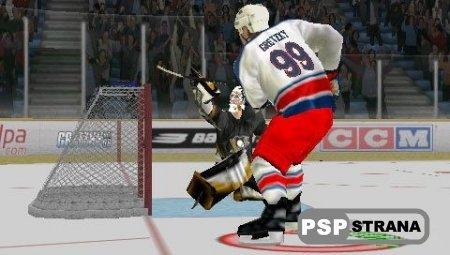 Gretzky NHL '06 (PSP/ENG)