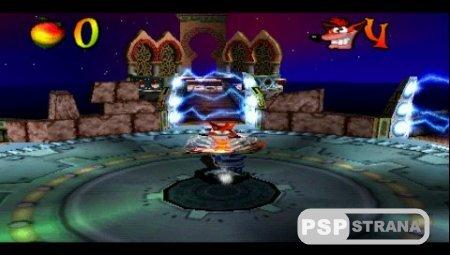 Crash Bandicoot 3: Warped [PSX] [Eng]