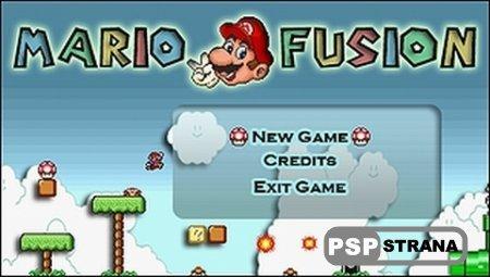 Mario Fusion 2 [homebrew]