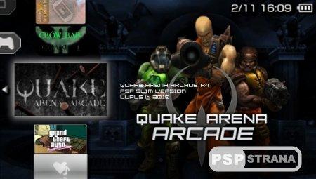 Quake Arena Arcade R4 [HomeBrew]