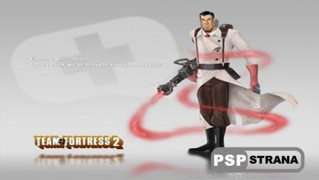 Team Fortress 2 [Обои для PSP] (22 Штуки)