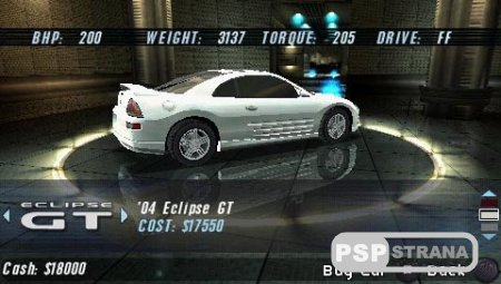 The Fast and the Furious: Tokyo Drift (PSP/ENG)