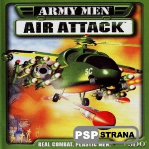 Army Men - Air Attack 2 [RUS] [PSX]