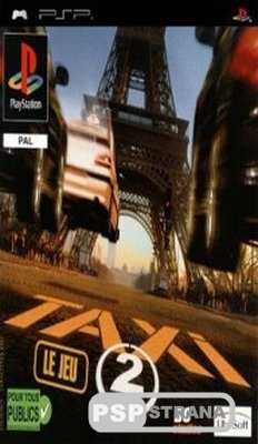 Taxi 2 [Rus] [PSX]